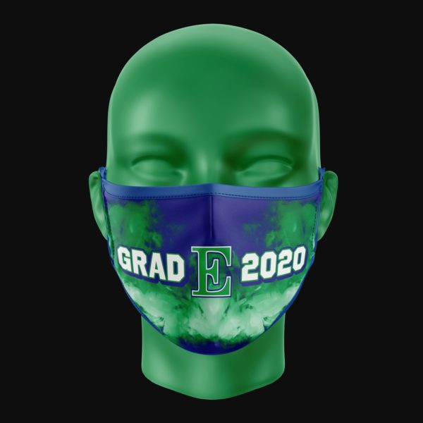 eastlake high school grad 2020 Face Mask